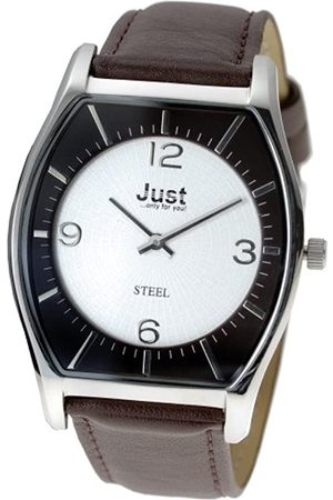 Just 48-S4881A-BR - Reloj de Caballero de Cuarzo