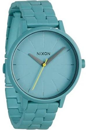 Nixon Mujer Relojes - A099272-00 - Reloj analógico de Cuarzo para Mujer con Correa de Silicona
