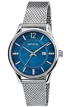 Breil Mujer Relojes - Reloj Mujer Contempo Esfera e Correa in Acero