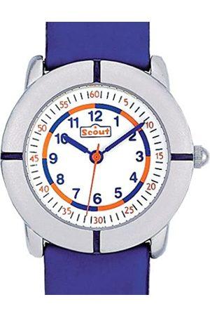 Scout Niños Relojes - 280390001 - Reloj infantil con correa de plástico