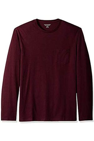 Amazon Regular-fit Long-Sleeve Pocket T-Shirt Camiseta
