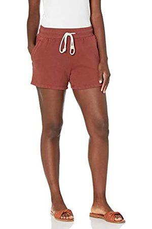 Goodthreads Heritage-Pantalones Cortos de Forro Polar Athletic-Shorts