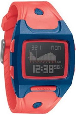 Nixon Mujer Relojes - A498685-00 - Reloj Digital de Cuarzo para Mujer con Correa de plástico