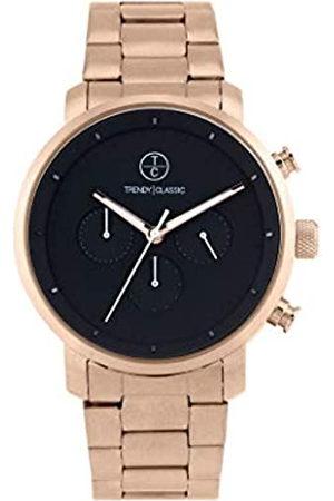 Trendy Classic Reloj Analógico para Hombre de Cuarzo con Correa en Metal CMRG1045-02