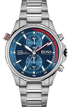 HUGO BOSS Hombre Relojes - Reloj Analógico para Hombre de Cuarzo con Correa en Acero Inoxidable 01513823