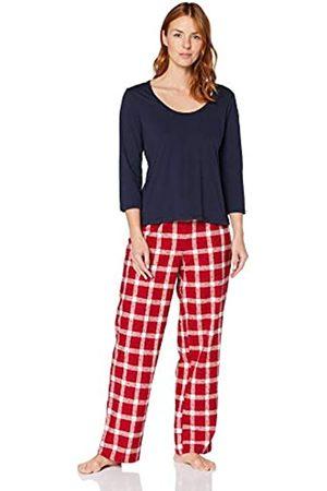IRIS & LILLY Pijama de Modal Mujer, XS