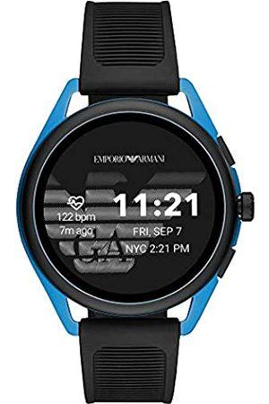 Desconocido Emporio Armani Smartwatch Pantalla táctil para Hombre de Connected con Correa en Plástico ART5024