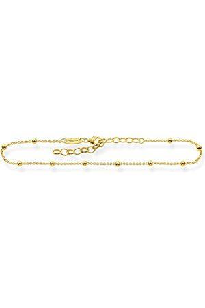 Thomas Sabo Mujer Tobilleras - Cadena de cintura Mujer plata ley No aplicable - AK0002-413-39-L27v