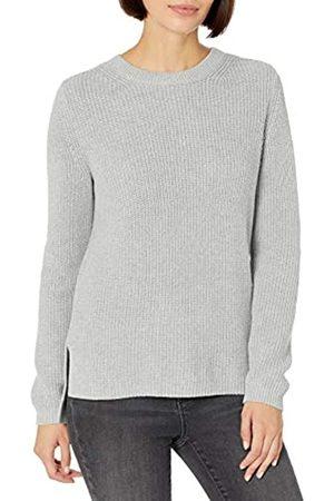 Goodthreads Cotton Half-Cardigan Stitch Crewneck Sweater Sweaters XXL