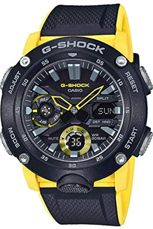Casio G-SHOCK Reloj Analógico-Digital, Carbonífero, 20 BAR, para Hombre