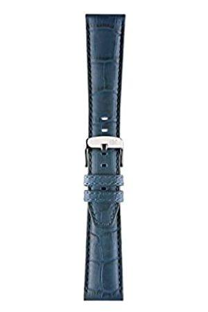 Morellato Relojes - A01X4497B44 - Pulsera de reloj unisex de piel de becerro con estructura de cocodrilo
