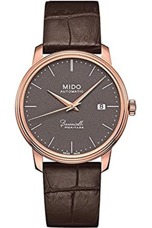 MIDO Hombre Relojes - RelojAnalógicoparaHombredeAutomáticoconCorreaenCueroM0274073608000