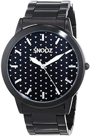 Snooz RelojAnalógicoparaHombredeCuarzoconCorreaenAceroInoxidableSna1034-20