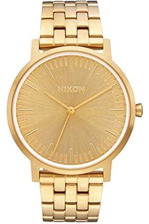 Nixon Reloj Analógico para Hombre de Cuarzo con Correa en Acero Inoxidable A1057-502-00