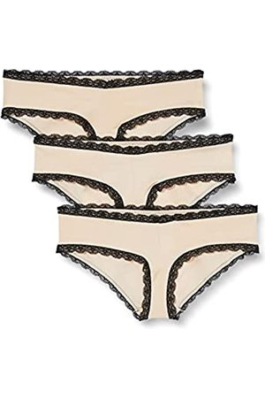 IRIS & LILLY Marca Amazon - Sporty Cotton Hipster - Braguita Mujer, XL