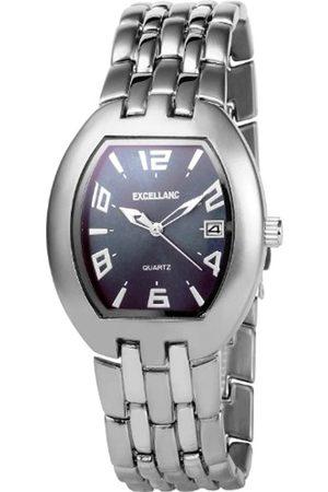 Excellanc Llanc Hombre de Relojes con Metal Banda 284023000039