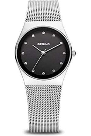 Bering Reloj Analógico Classic Collection para Mujer de Cuarzo con Correa en Acero Inoxidable y Cristal de Zafiro 12927-002