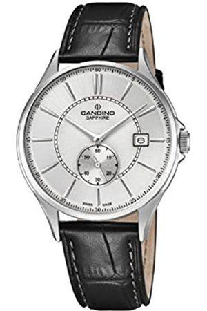 Candino Reloj Análogo clásico para Hombre de Cuarzo con Correa en Cuero C4634/1