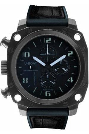 U-BOAT Reloj de Pulsera para Hombre Thousand of Feet CAS 3 50 1798