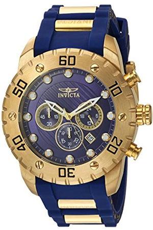 Invicta Hombre Relojes - Pro Diver - SCUBA 20280 Reloj para Hombre Cuarzo - 50mm