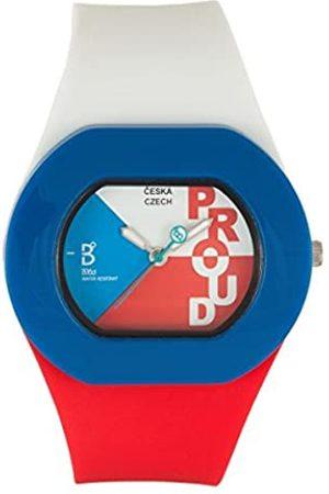 B360 Relojes - Unisex-Reloj B Proud Czech Republic Small