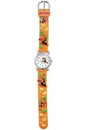 Excellanc Relojes - 407025800004 - Reloj analógico unisex de cuarzo con correa de goma