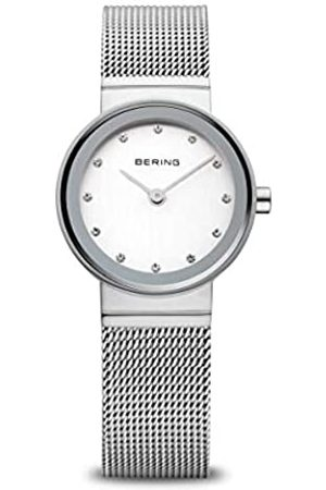 Bering Mujer Relojes - Reloj Analógico para Mujer de Cuarzo con Correa en Acero Inoxidable 10122-000