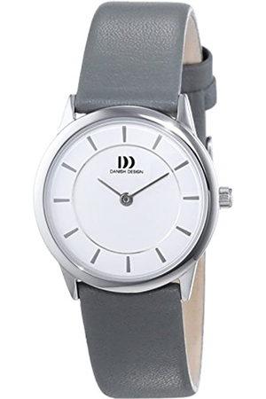 Danish Design Mujer Relojes - Reloj para Mujer de con Correa en Cuero 3324551