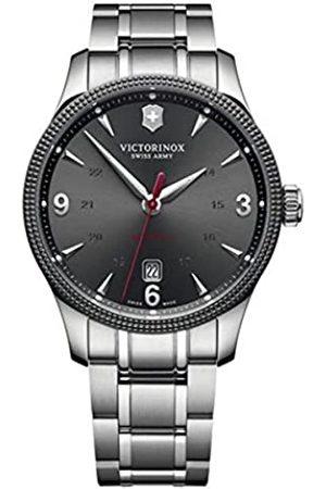 Victorinox Relojes - Swiss Army Unisex Reloj de Pulsera analógico automático Acero Inoxidable 241714.1
