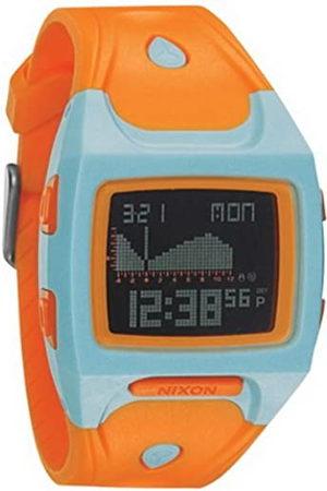 Nixon A498884-00 - Reloj Digital de Cuarzo para Mujer con Correa de plástico