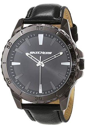 Skechers Reloj Analógico para Hombre de Cuarzo SR9022