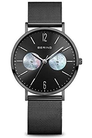 Bering Mujer Relojes - Reloj para Mujer de Cuarzo con Correa en Acero Inoxidable 14236-123
