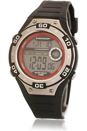 Dunlop RelojDigitalparaHombredeAutomáticoconCorreaenResinaDUN-144-G07