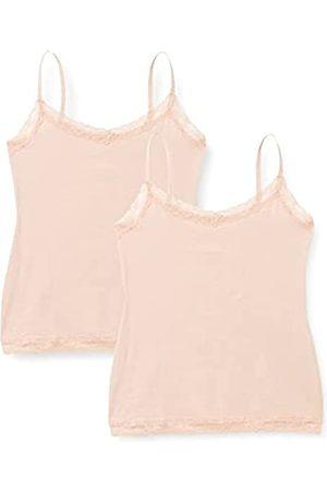 IRIS & LILLY Mujer Camisetas de interior - Belk029m2 Chaleco, XXL