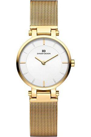 Danish Design Mujer Relojes - Reloj analógico para Mujer de Cuarzo con Correa en Acero Inoxidable IVO5Q1089