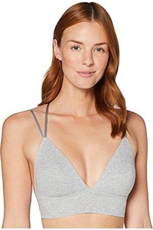 IRIS & LILLY Mujer Sin aro - Bralette de Algodón Mujer, , XS