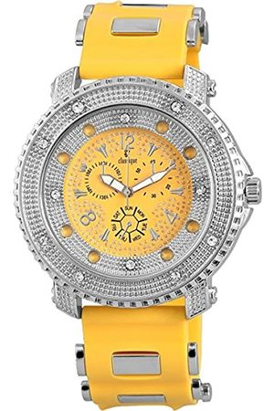 Classique Hombre Relojes - Reloj Analógico para Hombre de Cuarzo con Correa en Silicona RP3572400002