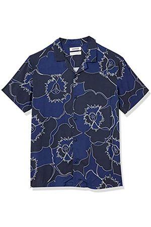 Goodthreads Standard-fit Short-Sleeve Camp Collar Hawaiian Shirt Camisa