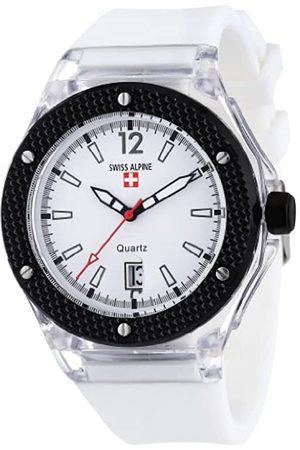 Alpine Swiss Swiss Alpine Glissando SA.GLIG.1.8.87.33 - Reloj analógico de Cuarzo para Hombre