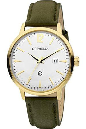ORPHELIA Reloj Analógico para Hombre de Cuarzo con Correa en Cuero OR61603
