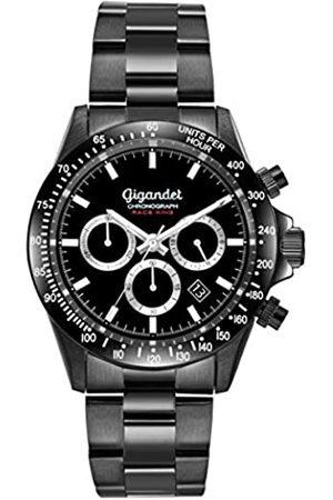 Gigandet Hombre Relojes - Reloj Analógico para Hombre de con Correa en Acero Inoxidable G33-003