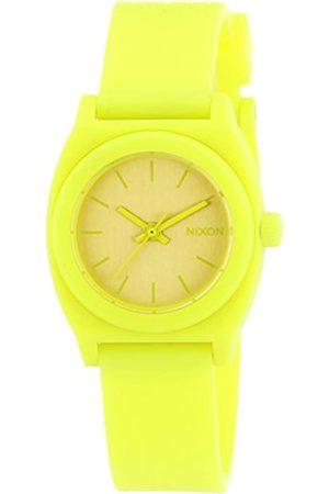 Nixon Reloj analógico para Mujer de Cuarzo con Correa en Plástico A4251896-00