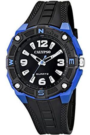Calypso Hombre Relojes - Reloj Analógico para Hombre de Cuarzo con Correa en Plástico K5634/3