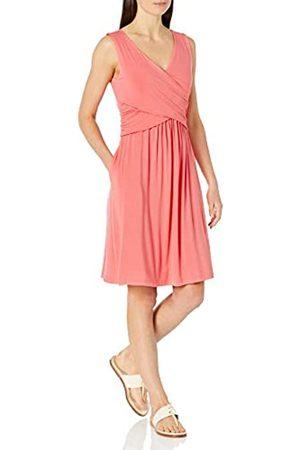 Amazon Vestido Cruzado sin Mangas Dresses 46-48