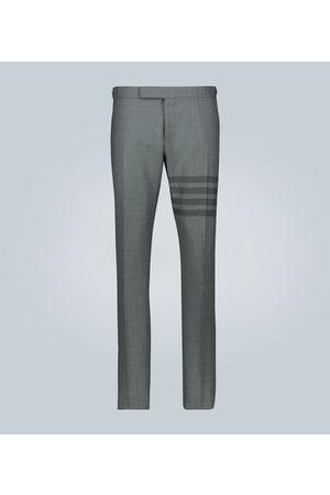 Thom Browne Pantalones 4-Bar School Uniform