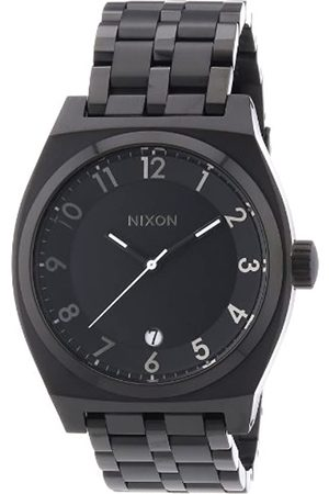 Nixon Mujer Relojes - A325001-00 - Reloj analógico de Cuarzo para Mujer con Correa de Acero Inoxidable