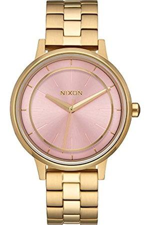 Nixon Mujer Relojes - Reloj Analógico para Mujer de Cuarzo con Correa en Acero Inoxidable A0992360-00