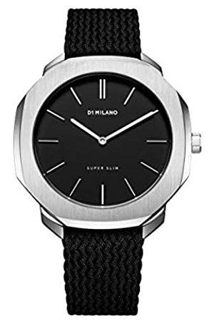 Milano Mujer Relojes - D1 Reloj Analog-Digital para Unisex-Adult de Automatic con Correa en Cloth S0327577