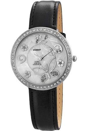 Akzent Reloj de Cuarzo para Mujer