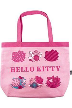 Hello Kitty Mujer Bolsos de playa - Canvas Toet - Bolsa de Playa